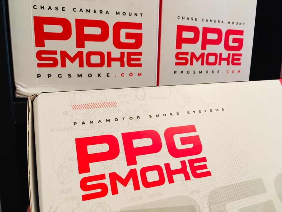 Fresh Shipment of PPG Smoke!